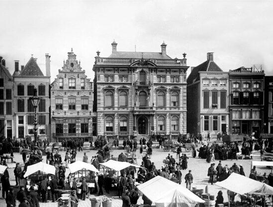 Das Scholtenhuis war ein repräsentatives Gebäude in Groningen, das von den Besatzern requiriert wurde und in dem die Sicherheitspolizei (Sipo) und der Sicherheitsdienst (SD) der Deutschen residierten.