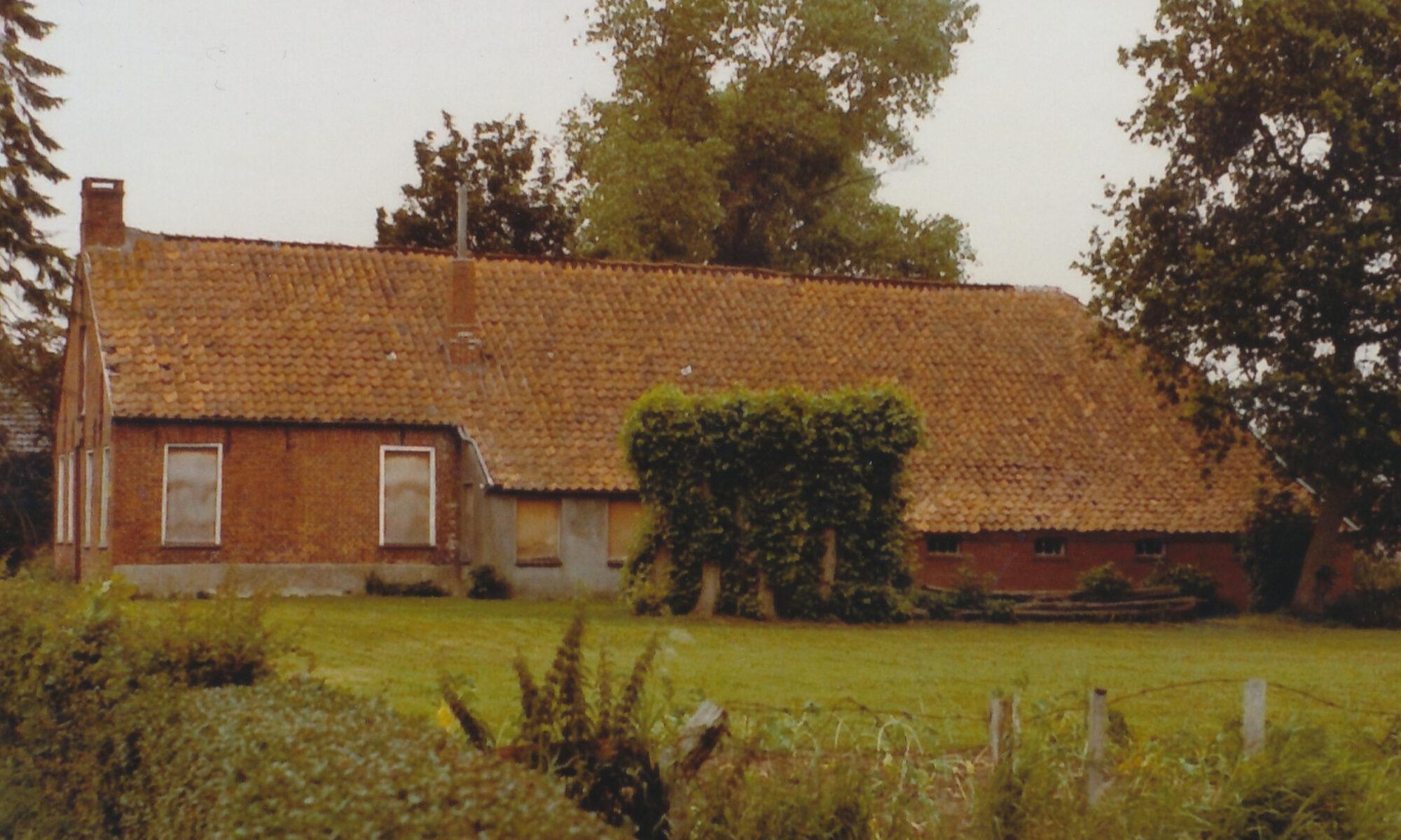 Bauernhof der Familie Lazarus in Stapelmoor